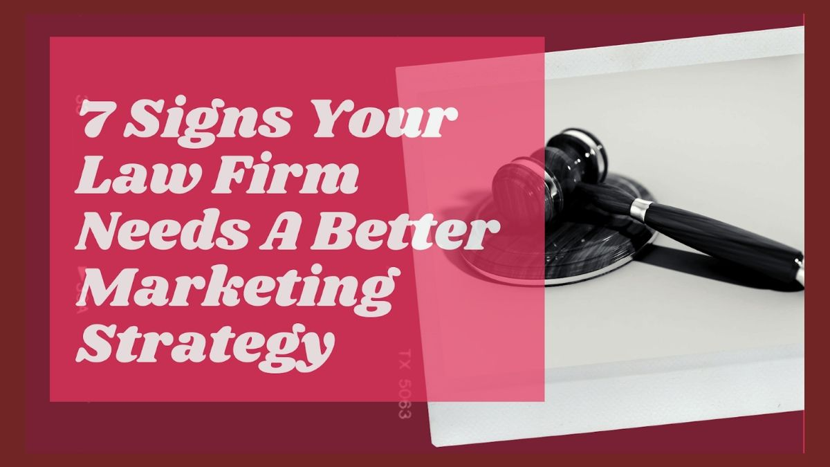 marketing strategy for law firm websites