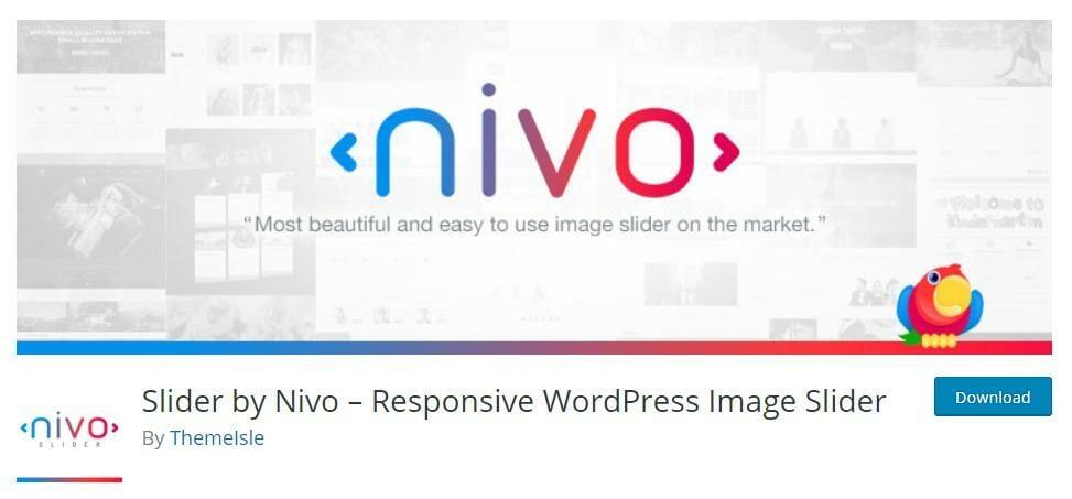 Nivo Slider, Premium WordPress Plugins