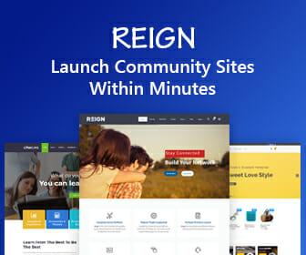 create social network website