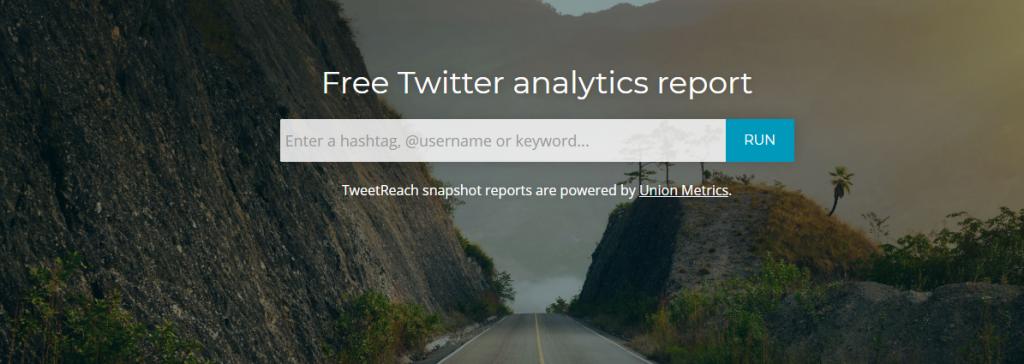 tweetreach social media monitoring tools