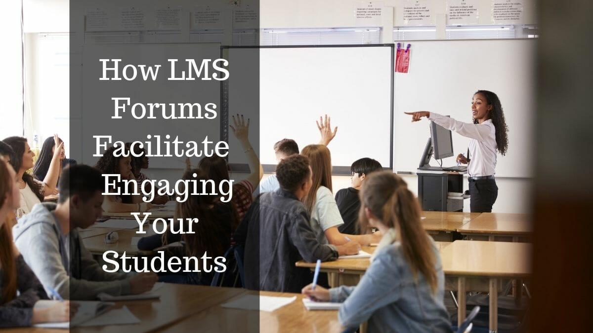 LMS forums