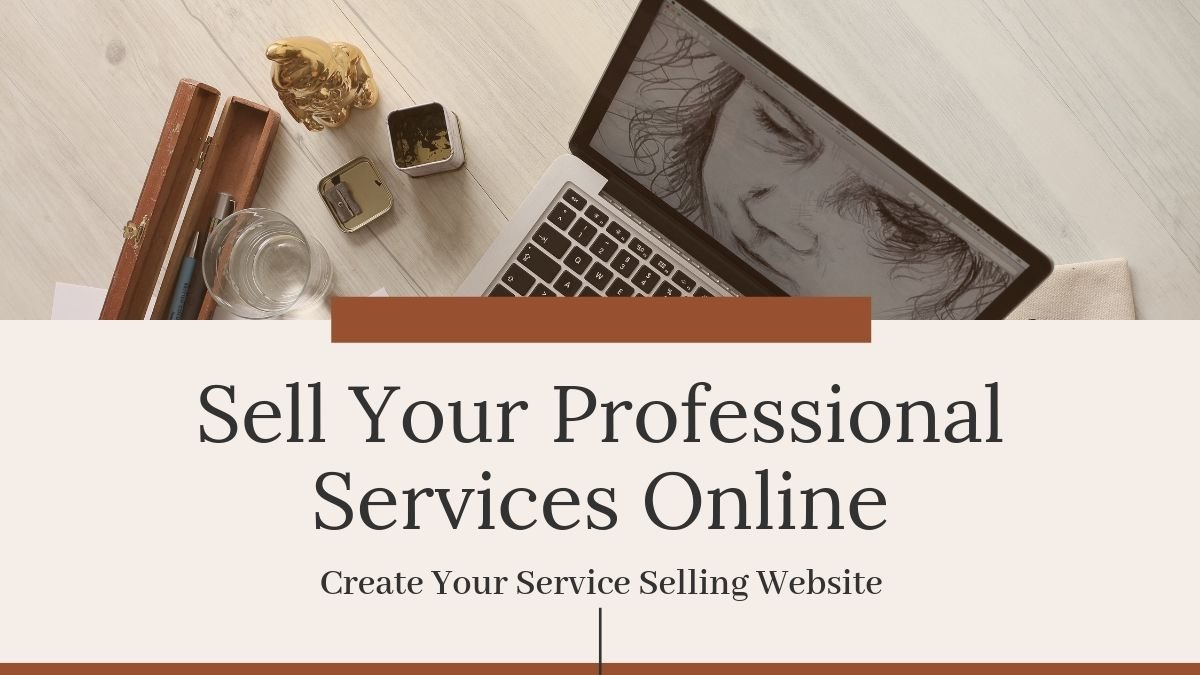 How To Sell Services Online
