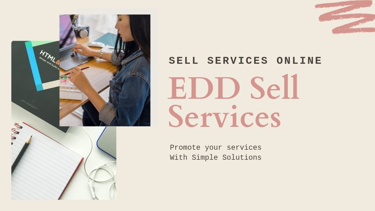 selling service online