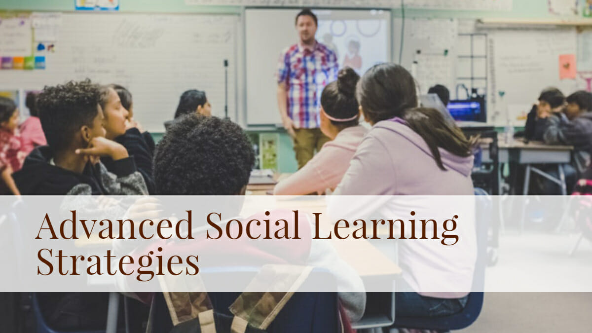 Social Learning Strategies, Social Learning Techniques