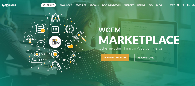 WCFM Marketplace