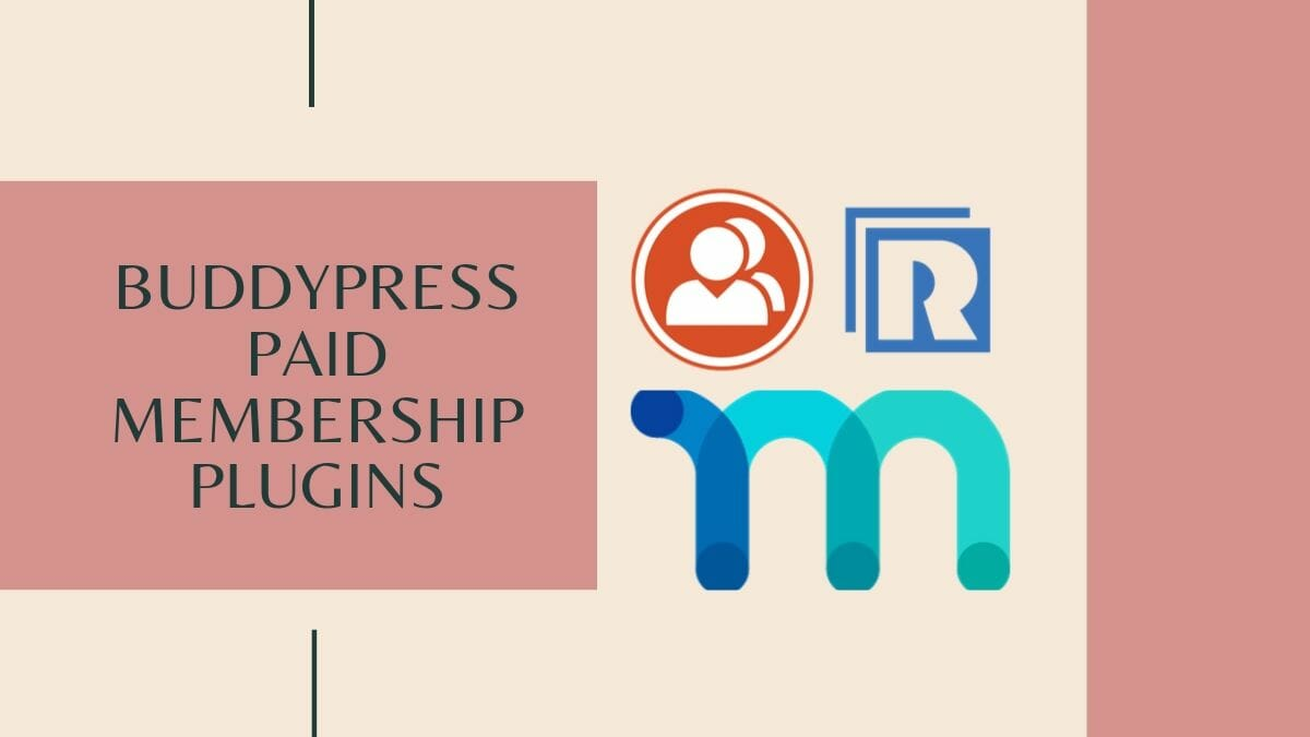 Best BuddyPress Paid Membership Plugins