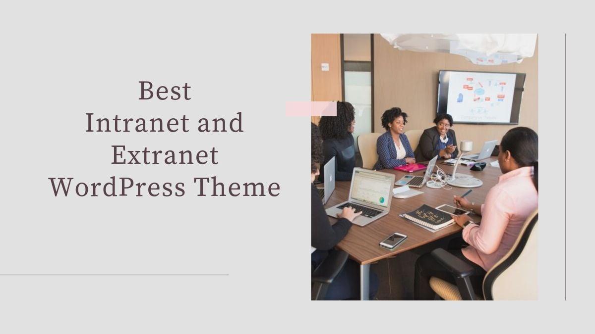 WordPress intranet theme