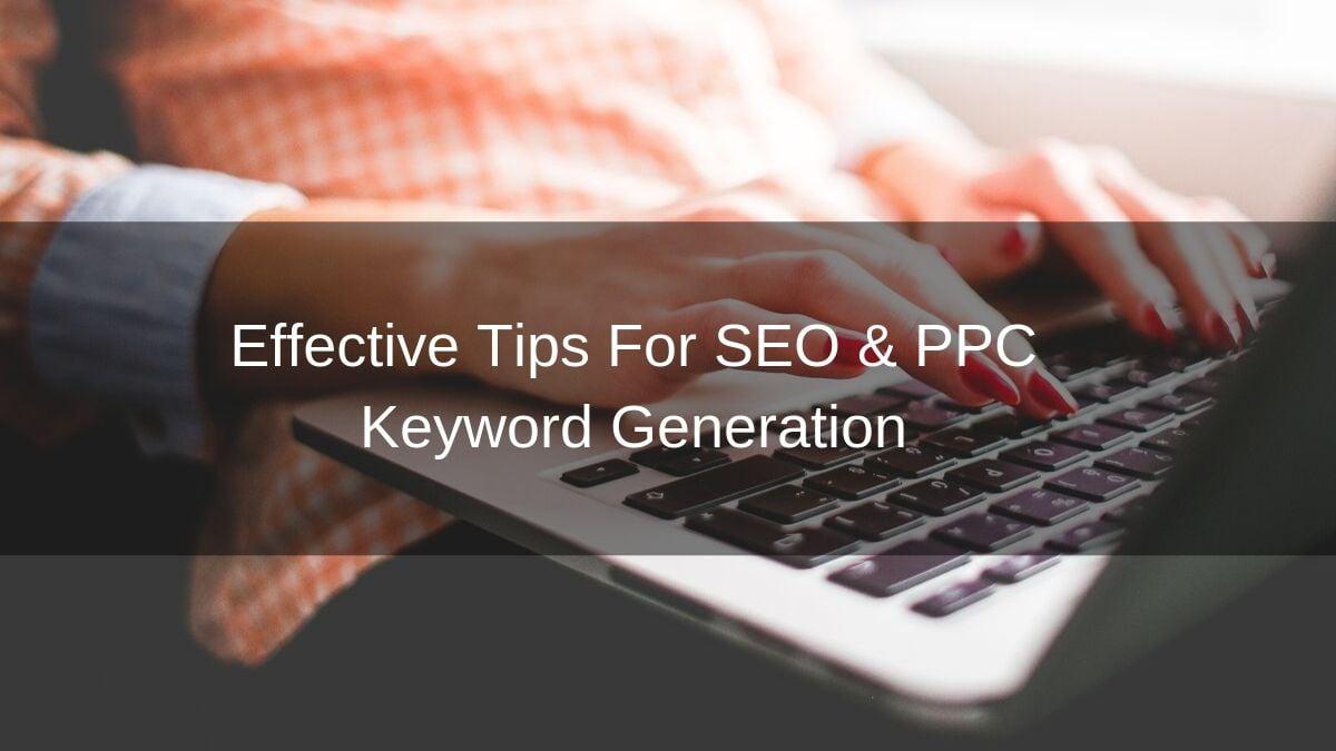 keyword generation