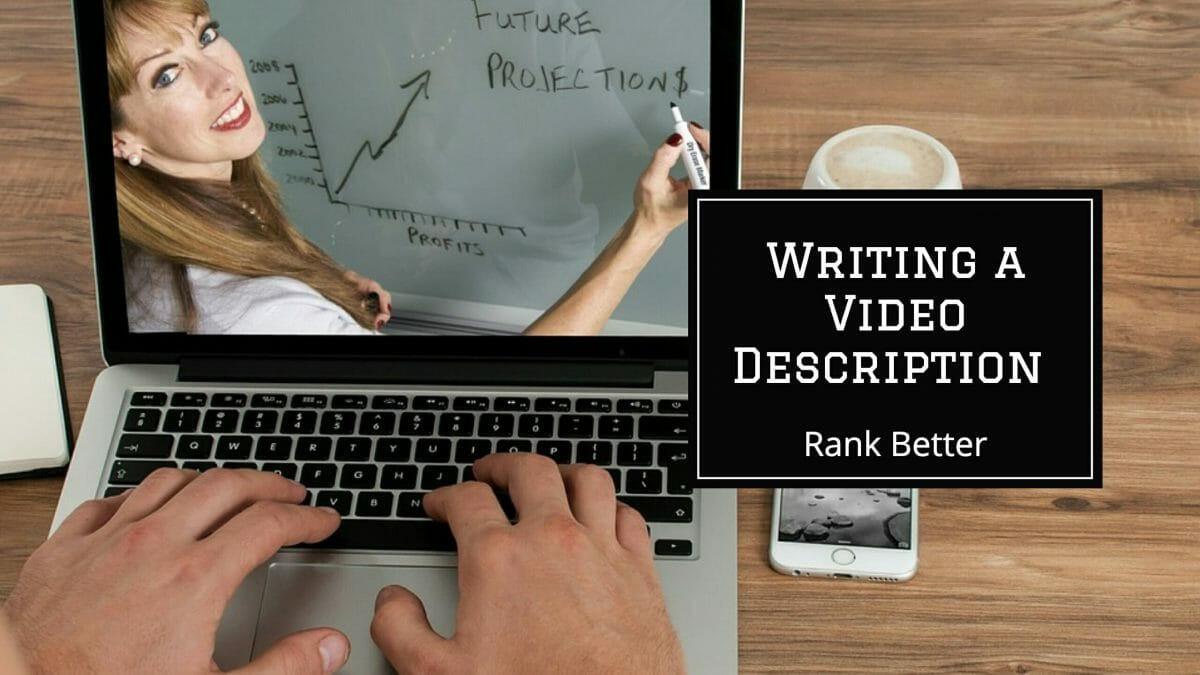 Writing a Video Description