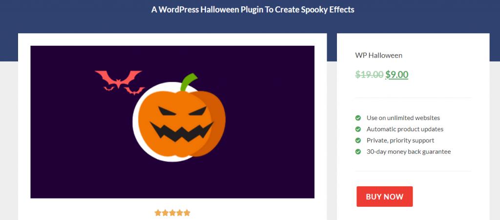halloween plugins