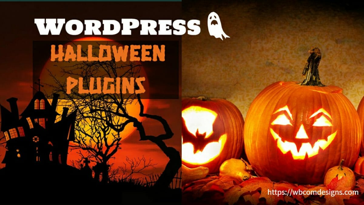 WordPress Halloween Plugins