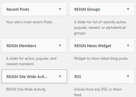 WordPress BuddyPress Intranet Website