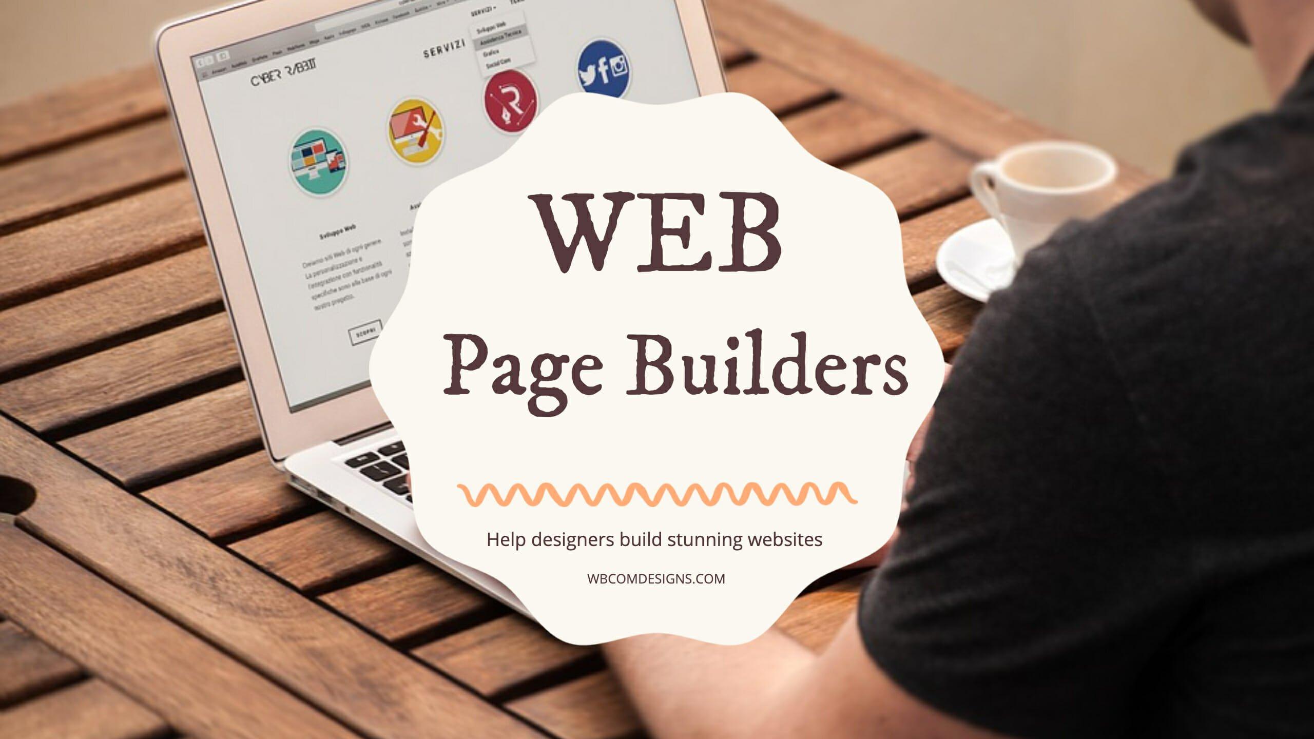 build stunning websites,help designers build stunning websites