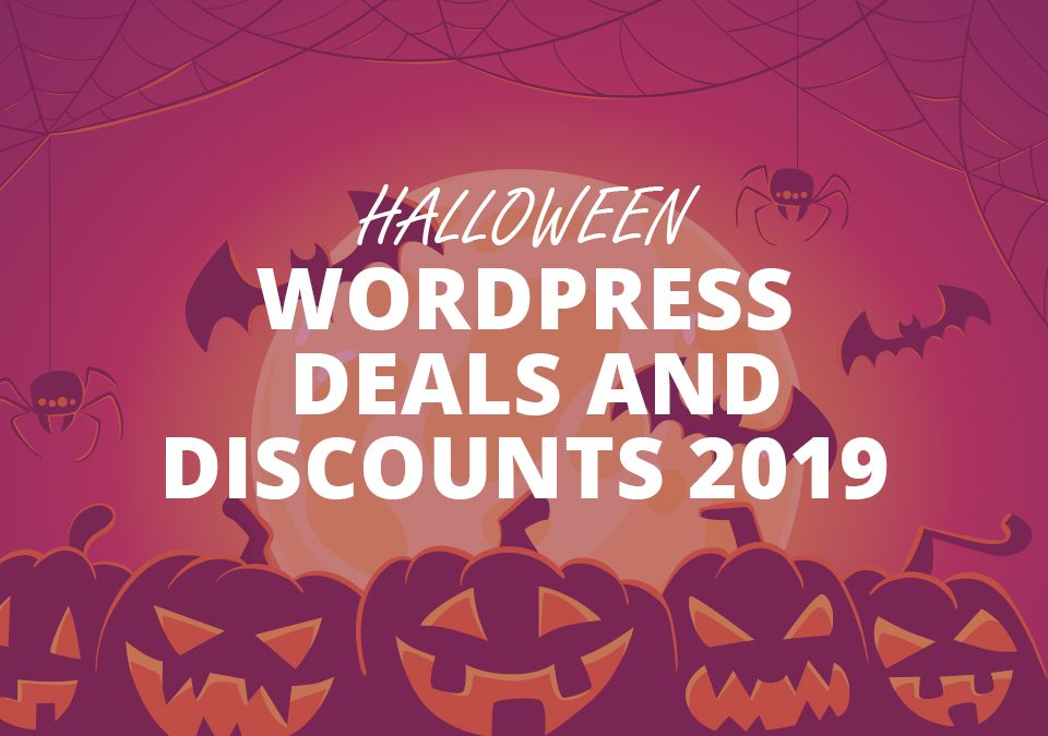 Halloween WordPress Deals And Discounts