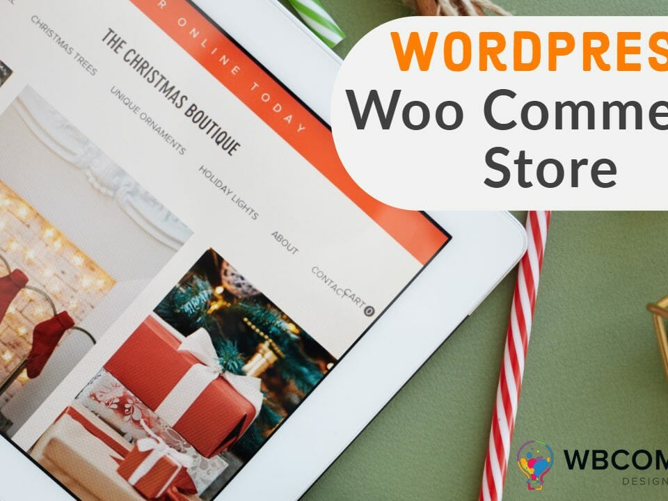 Wordpress Woo Commerce Store