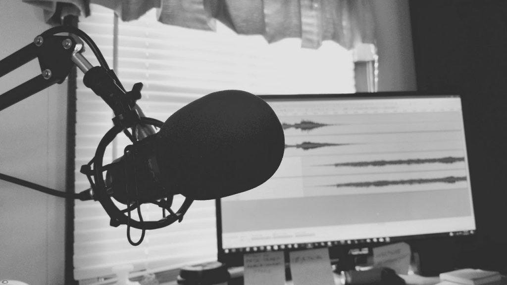 Audio marketing website