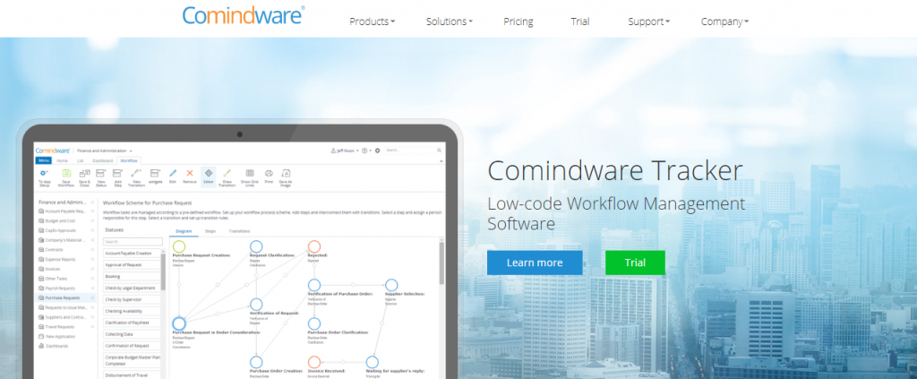 Comindware - Project Management Tools