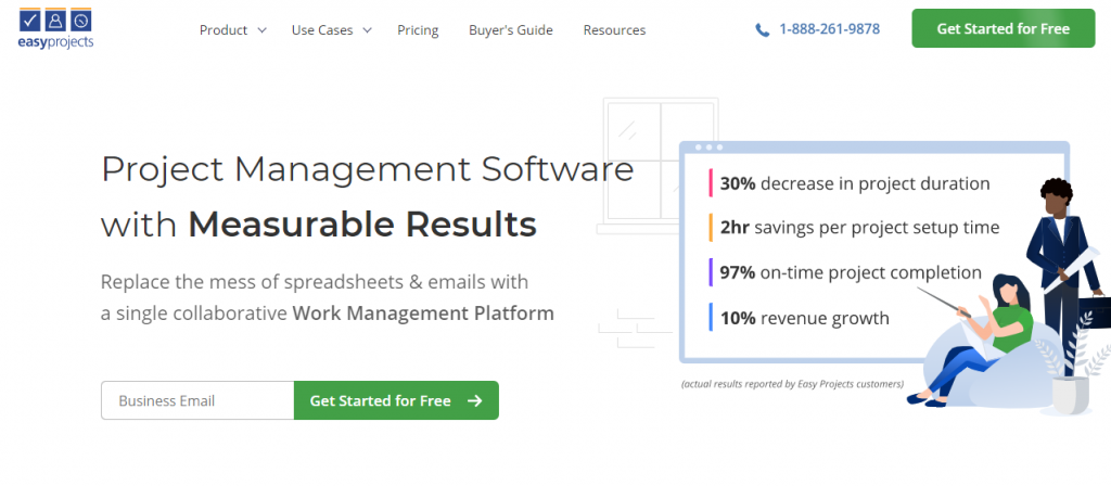 Easy Project - Project Management Tools