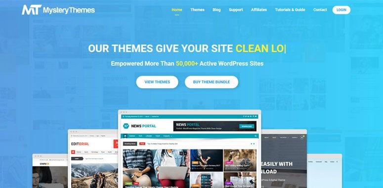 Premium WordPress themes Sale
