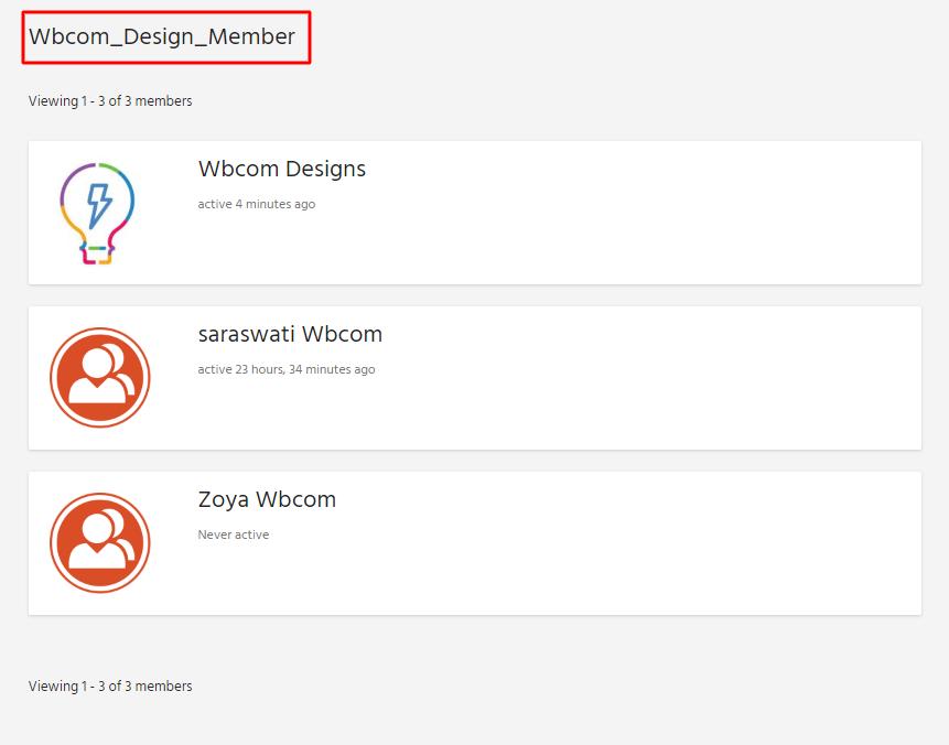 Screenshot 10 - Wbcom Designs
