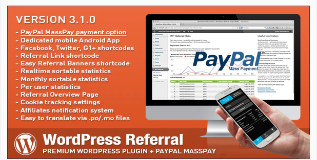 WordPress Affiliate & Referral