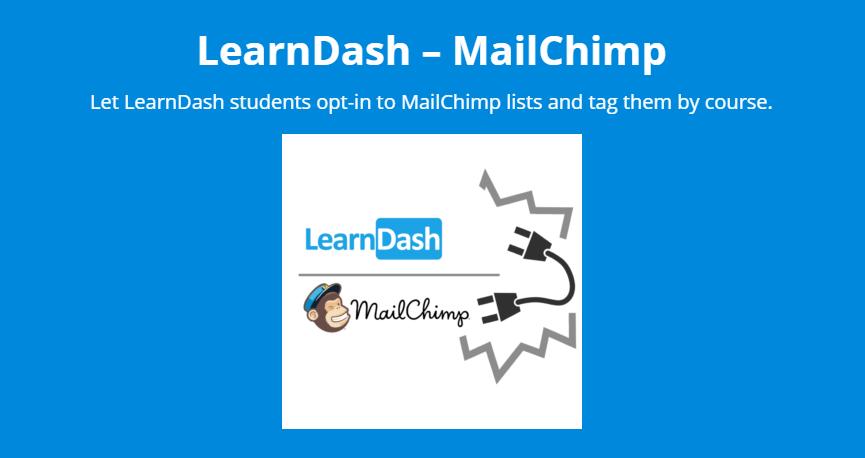 LearnDash MailChimp integration