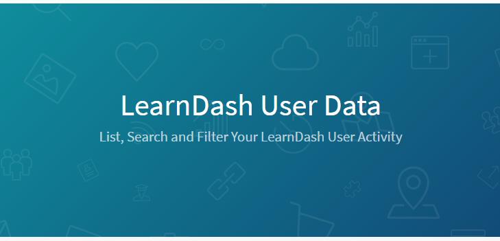 LearnDash User Data