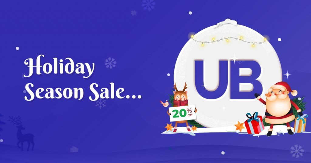 Christmas and new year sale 2020