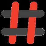 BuddyPress Hashtag icon - Wbcom Designs