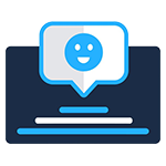 BuddyPress Status Mood icon - Wbcom Designs