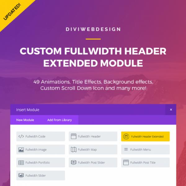 Custom Fullwidth