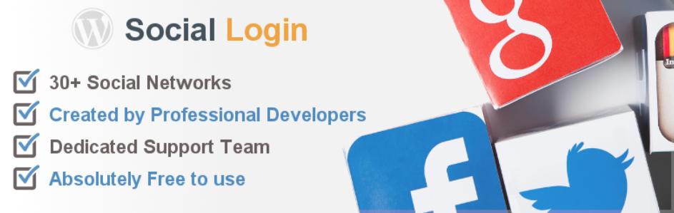 Social Login Pro