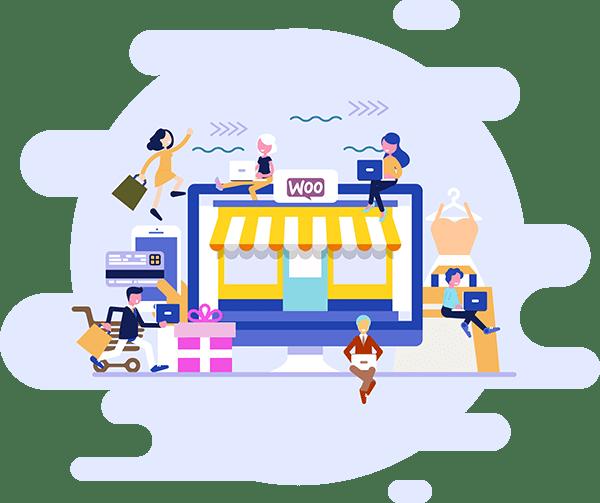 WB WooCommerce Customization min - Wbcom Designs