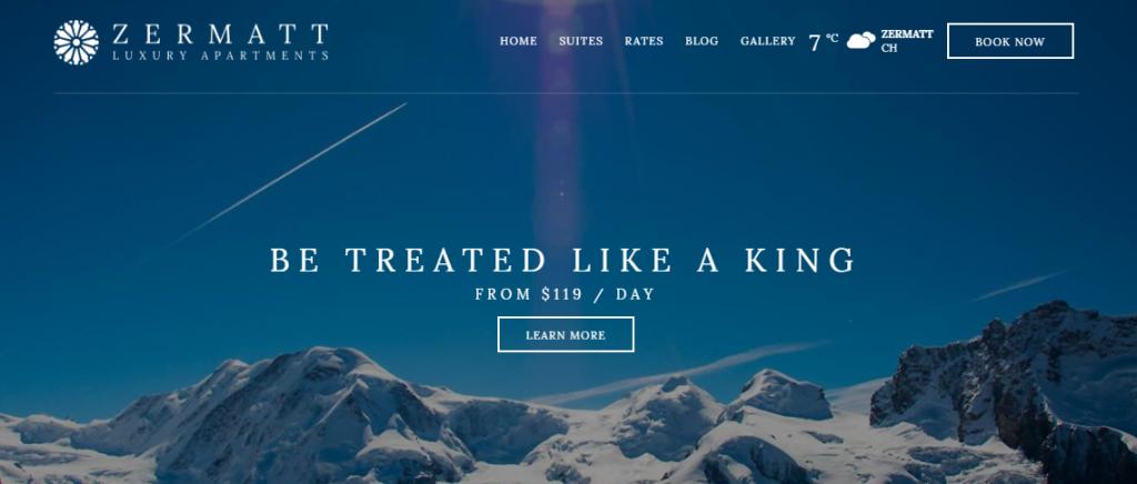 Zermatt - Wbcom Designs