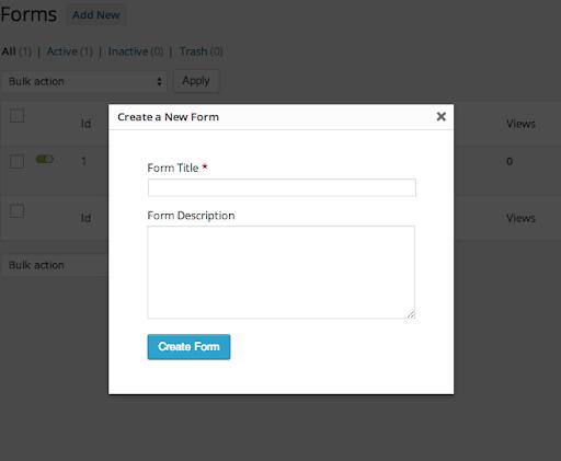 Buddypress Registration Forms