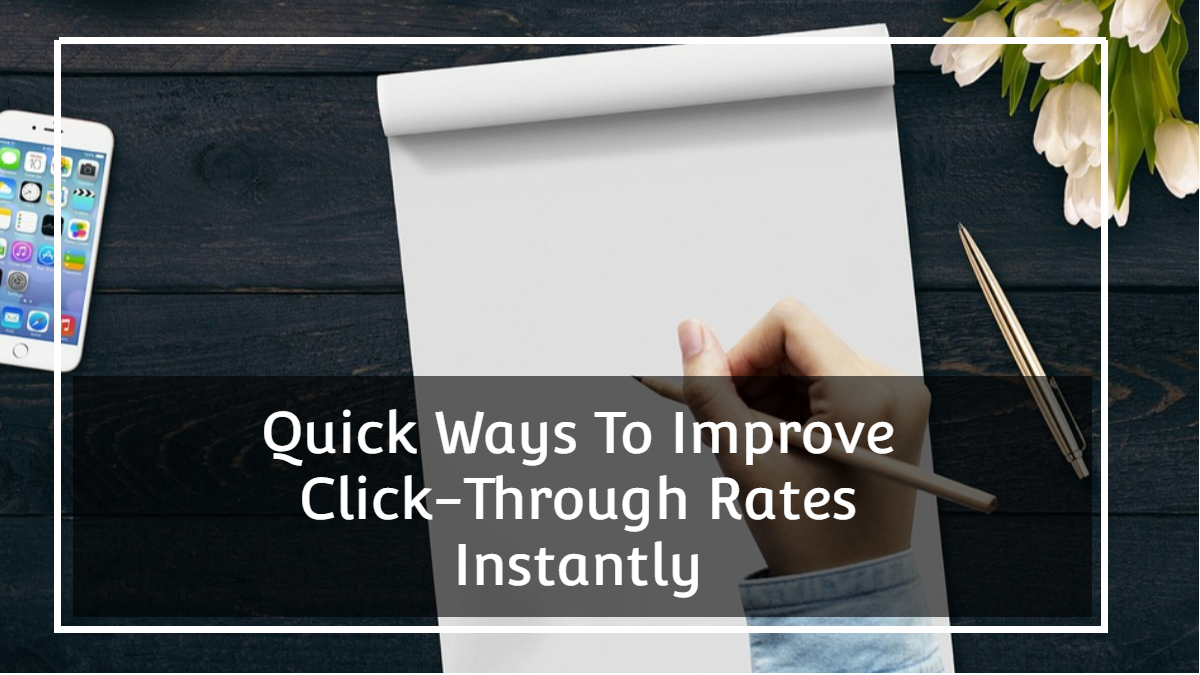 increase CTR, blog traffic