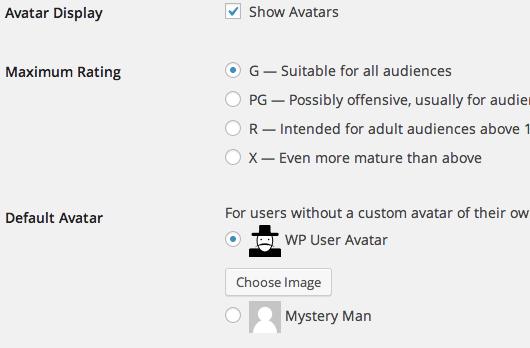 WP User Avatar