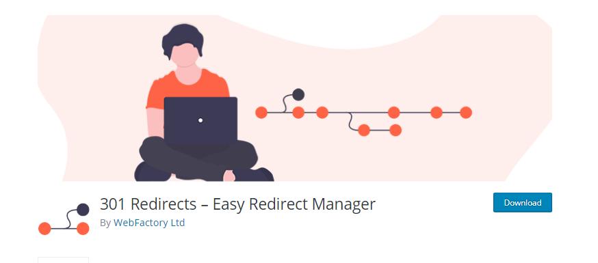 301 Redirects WordPress plugin