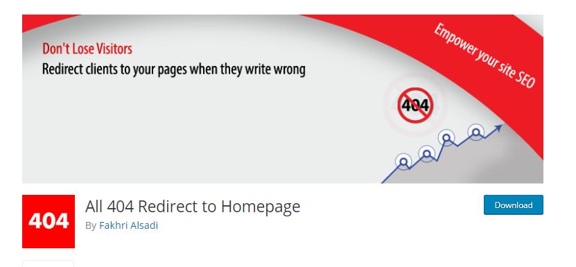 Redirect WordPress Plugin