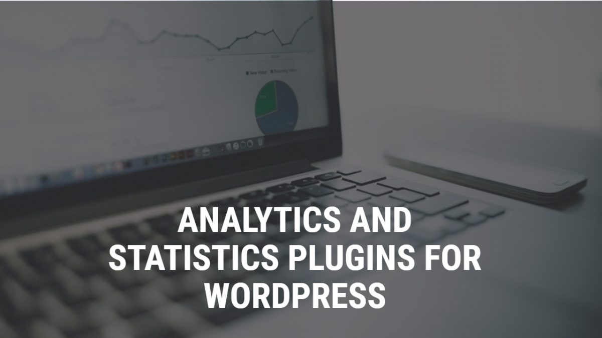 Analytic Tools For WordPress