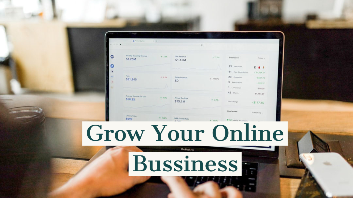 Grow Your online bussiness - Wbcom Designs