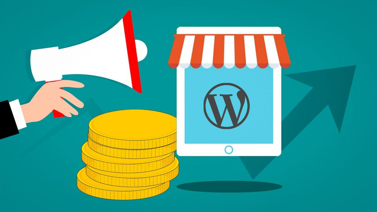 Use WordPress for your e-commerce store