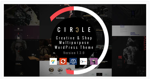 Actors WordPress Themes