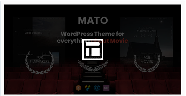 Mato WordPress Themes