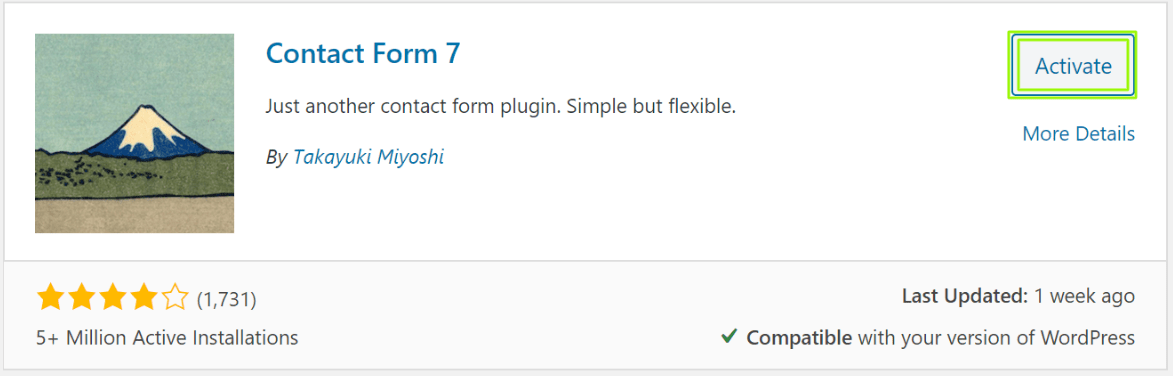 Simplest Form Plugin