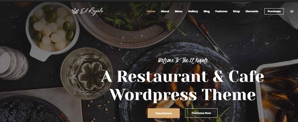 Fishing WordPress Theme
