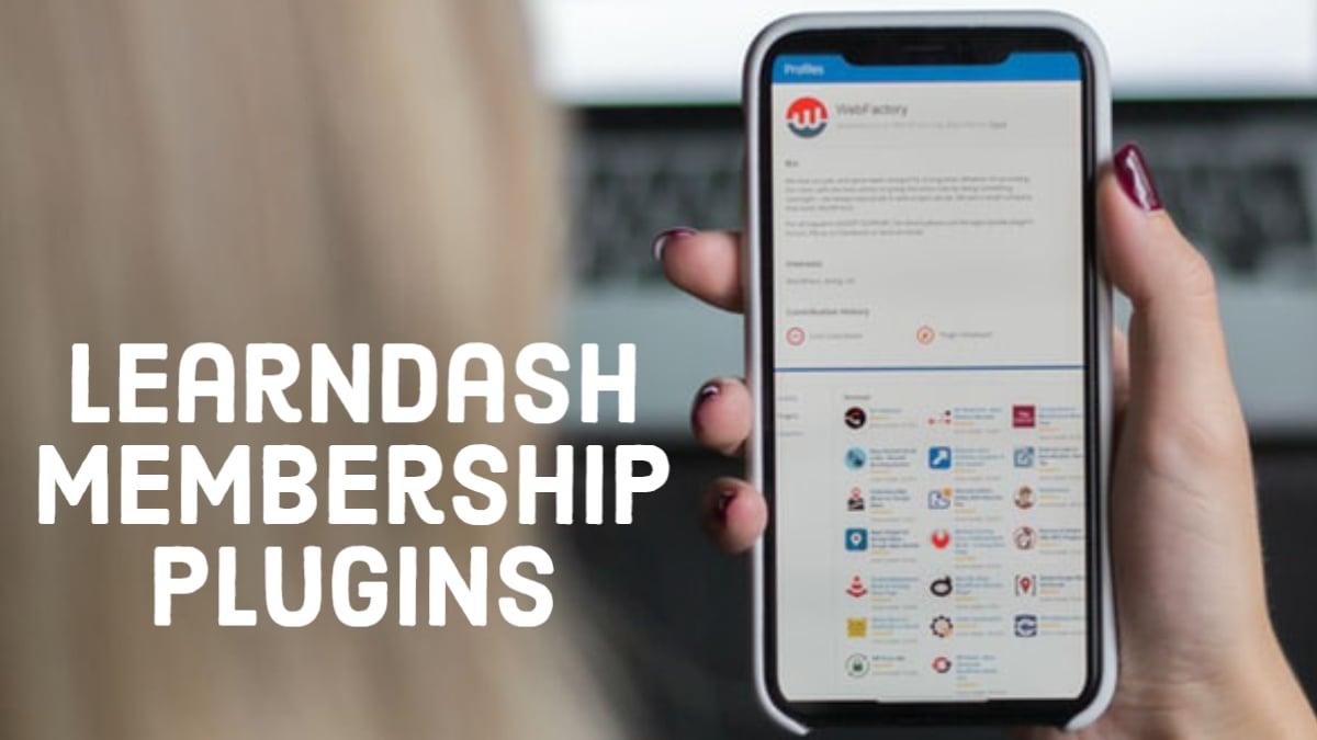 LearnDash Membership Plugins