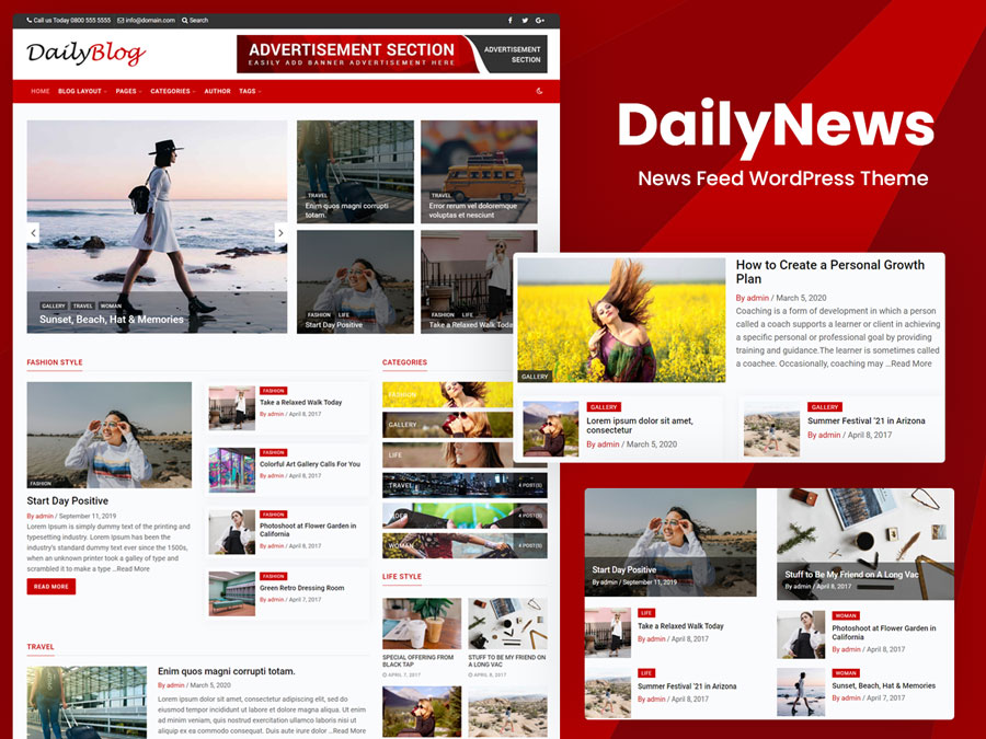 dailynews - Wbcom Designs