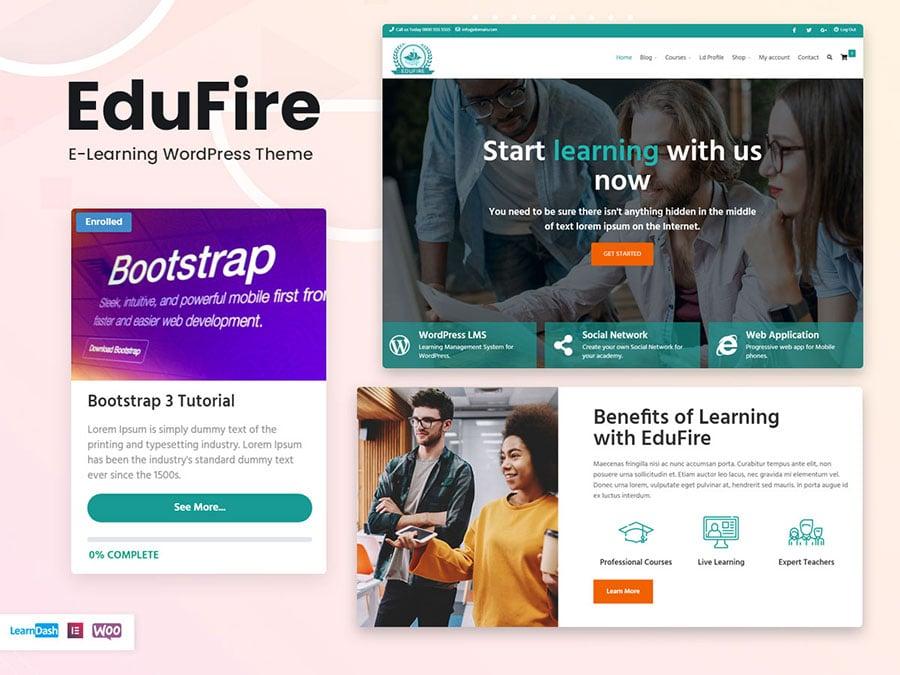 edufire min - Wbcom Designs