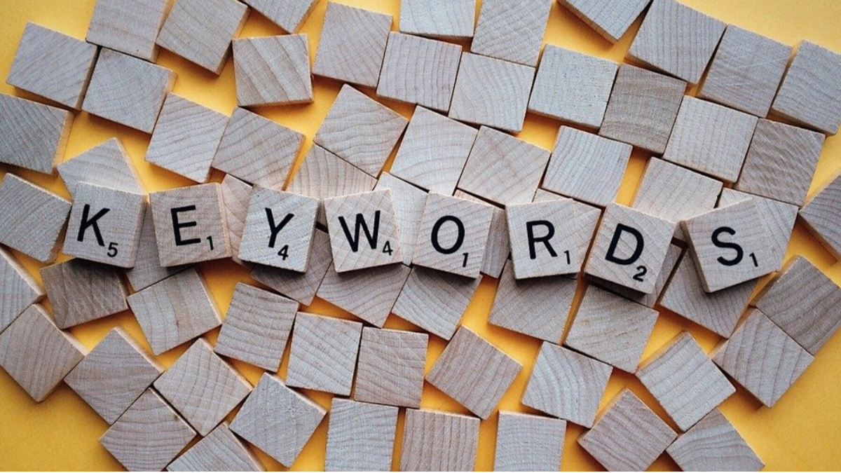 role of keywords